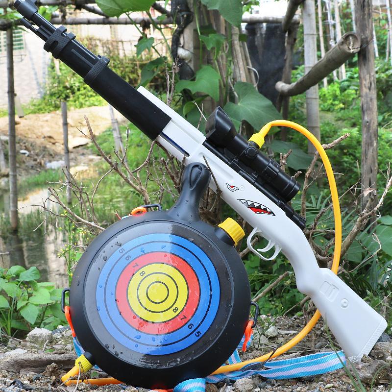 泼水节大号高压宝宝背包水枪玩具喷水男孩儿童打水仗射滋水抢