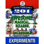 【预订】Janice VanCleave's 201 Awesome, Magical, Bizarre, & Inc