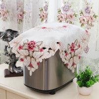 面包机咖啡机电脑净化器盖巾电饭煲防尘罩茶具茶杯台灯布厨房盖布