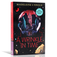 A Wrinkle in Time 时间的皱纹/折英文版原版 迪斯尼动画 梅格时空大冒险 纽伯瑞金奖 关于爱 宽容与坚持