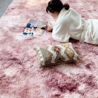 北欧地毯简约现代卧室满铺可爱客厅茶几沙发房间床边地垫