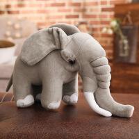 大象毛绒玩具公仔小象长鼻子安抚布娃娃儿童宝宝抱枕玩偶萌可爱小飞象玩偶