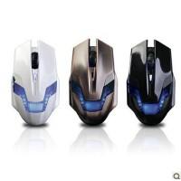包邮 黑爵 青蜂侠 USB电脑 六键电竞游戏鼠标 CF lol*鼠标