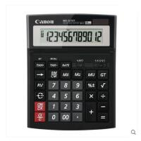 Canon佳能WS-1210T计算器台式12位数可调角度商务商用计算机