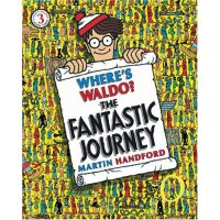 Where's Waldo? The Fantastic Journey威利在哪里?神秘的魔法王国ISBN978076