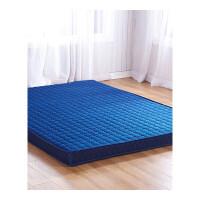 加厚记忆棉床垫0.m/1/1.2/1.5/1.8x1.*2米折叠单人学生宿舍床褥定制