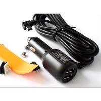 行车记录仪车充电源线插头usb360GPS导航仪连接数据线点烟器