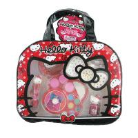 指甲贴儿童化妆手提袋化妆收纳彩妆套装玩具生日礼物创意KLD