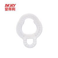 全硅胶婴儿牙胶宝宝咬咬胶 磨牙棒柔软硅胶C02ADL 透明