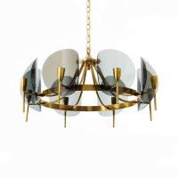 精美护眼时尚后现代创意客厅吊灯个性时尚餐厅卧室书房别墅复式楼设计师吊灯精美时尚吊灯
