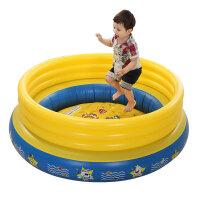 儿童充气蹦床多功能家用跳跳池宝宝戏水池海洋球池游乐池 图片色