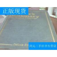 【二手旧书9成新】New Websters Dictionary of the English [新韦氏词典]原版 /