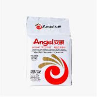 安琪 烘焙原料 高糖高活性干酵母银色装500克/袋 家庭烘焙酵母粉 发酵粉