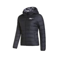【特步 1件3折】特步 女子羽绒服 时尚潮流舒适运动保暖耐寒外套