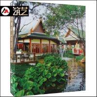 泰式酒店 泰国传统度假村酒店建筑室内景观设计书籍