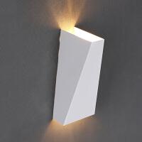 现代简约LED壁灯创意卧室床头上下发光壁灯楼梯过道壁灯