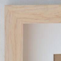 中空立体相框摆台 蝴蝶手机植物树叶标本框 衍纸3d手工diy相框加厚