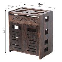 ��木�o�路由器收�{盒壁�焓焦庳�����wifi�C�盒置物架集�盒