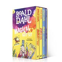 Roald dahl magical gift 罗尔德・达尔小说精选4本盒装 Charlie and the choc