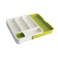 2019新品新品分隔餐具整理盒抽屉整理器收纳盒刀叉筷子勺厨房置物架