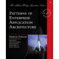【预订】Patterns of Enterprise Application Architecture
