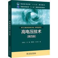 高电压技术(第4版) 中国电力出版社