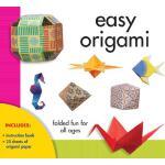 【预订】Easy Origami: Folded Fun for All Ages