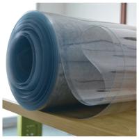 装修保护膜地膜木地板瓷砖地砖加厚透明pvc地面保护膜防潮膜家装定制 透明50丝 50平方/卷