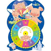 小猪威比几点啦 太空历险