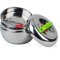 不锈钢保温饭盒 双层保温饭盒 苹果饭盒 便当饭盒 保温桶1000ML
