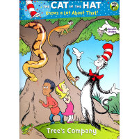 Tree's Company (The Cat in the Hat Knows about It) 苏斯博士系列 I