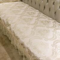 欧式沙发垫布艺客厅组合沙发坐垫四季通用防滑真皮沙发套