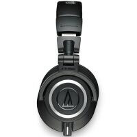 铁三角(Audio-technica) M50X 头戴式专业全封闭监听音乐HIFI耳机 监听耳机 黑