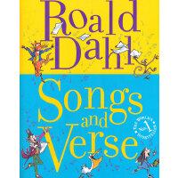 Roald Dahl: Songs and Verse 罗尔德・达尔诗歌集(彩色插图版)ISBN 9780141500