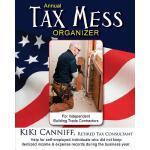 【预订】Annual Tax Mess Organizer for Independent Building Trad