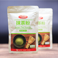 安琪百钻 抹茶粉80g 烘焙原料 日式抹茶粉食用绿茶粉 蛋糕冰淇淋布丁原料