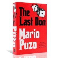 教父三部曲3 末代教父 马里奥普佐The Last Don英文原版小说Mario Puzo 被誉为男人的圣经 永恒黑帮
