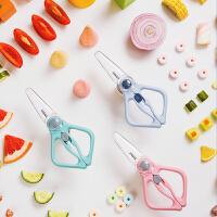 美帝亚陶瓷辅食剪 婴儿宝宝食物研磨器 儿童辅食工具辅食剪刀便携