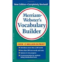 【旧书二手书8成新】Merriam-Webster's Vocabulary Builder 韦氏字根词典 英文原版