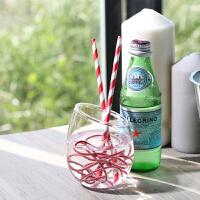 创意斜口耐热玻璃水杯思慕雪杯个性无脚红酒杯多用威士忌杯牛奶杯