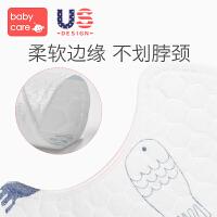 婴儿围嘴软一次性口水巾宝宝吃饭喂奶口水围兜婴儿一次性口水巾