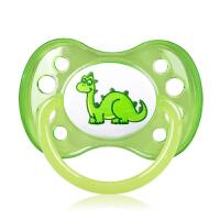 法国DODIE对称圆形舒适型硅胶安抚奶嘴日用(6-18个月)
