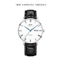 瑞士IW手表男表机械表全自动男士机械手表 进口机芯