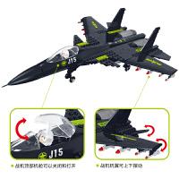 儿童益智力拼装玩具积木legao男孩子战斗机飞机模型