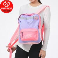 Nike/男女包新款休闲双肩包学生书包旅行包运动背包BA5927-510