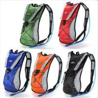 骑行背包双肩户外背包山地车公路车自行车水袋背包单车装备