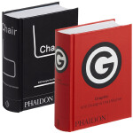 500个重要图像设计+500个重要椅子设计 2本套装 平面产品设计书籍 封面装帧海报唱片宣传字体设计品牌产品商标图书