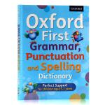 牛津初级语法标点拼写词典字典 英文原版书Oxford First Grammar Punctuation and Sp