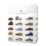 【预订】耐克SB Nike SB The Dunk Book 扣篮 英文原版书 球鞋设计画册