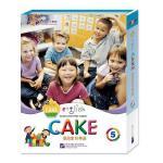 泡泡宝贝英语5(English Cake 5)(含故事书+活动手册+语音手册+MP3光盘)新东方